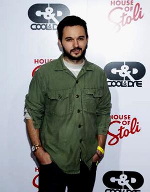 Christina Aguilera's fiancé, Matthew Rutler