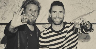 Sammy Hagar and Adam Levine Mezquila