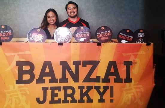 Banzai Bacon Jerky