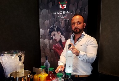 Global Organic Vodka made in Italy