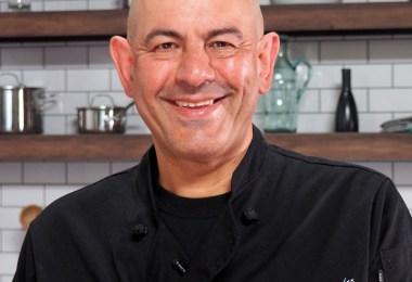 Food Expert Simon Majumdar