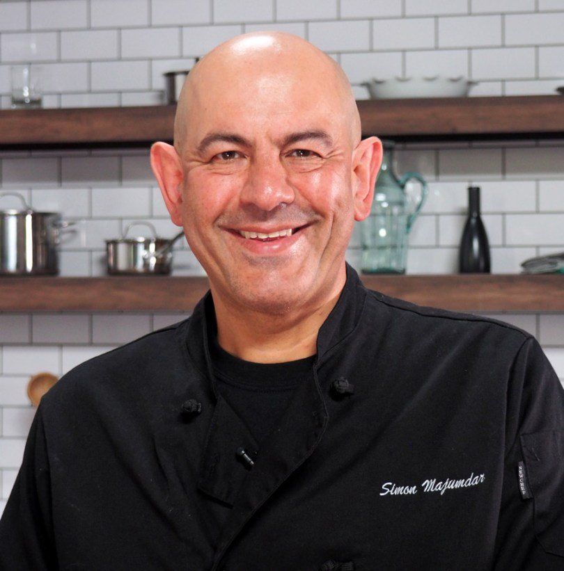 Food Network Judge Simon Majumdar