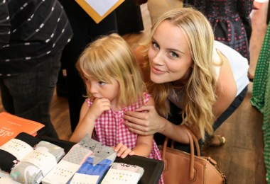 Amanda Stanton and daughter