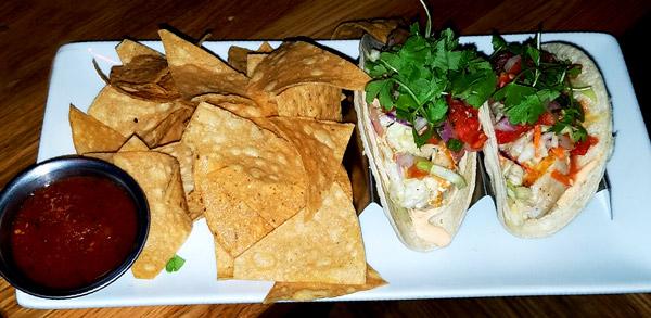 Surfside Bar & Grill Tacos