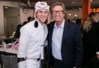 Josh Sundquist with Nigel Lythgoe