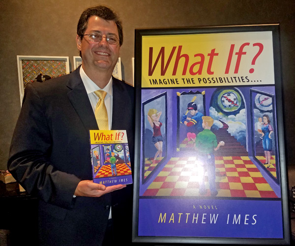 """What If"" author Matthew Imes"