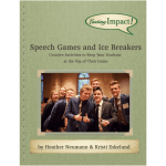 A NEW must-have Resource- Speech Games!!