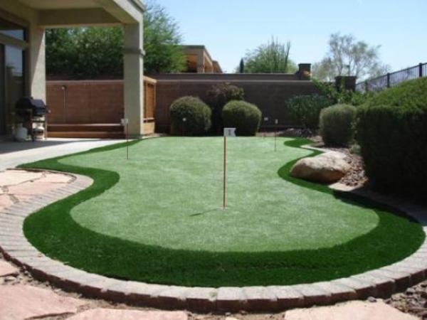 custom putting greens in mn & wi