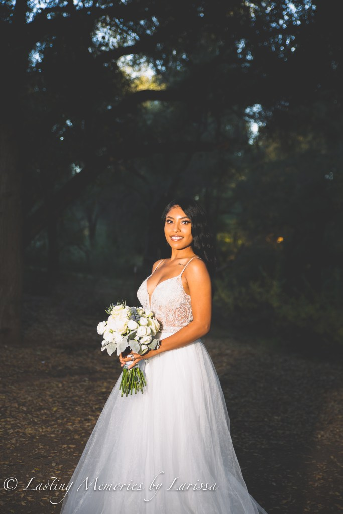 blue rustic styled shoot