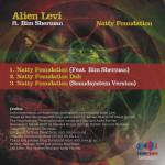 Alien Levi - Natty Foundation _ Cover back