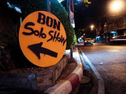 BON Solo Show Takes Bangkok by Storm