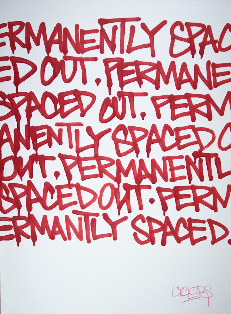 """Cyclopean Musings #2 - """"Permanently Spaced"""""""