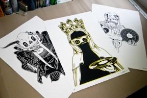 last-kitchen-TRK-dubway-print-souled-out-studios