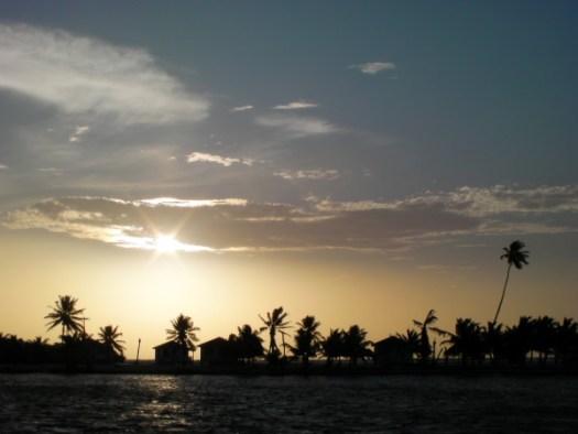 Glover's sunrise