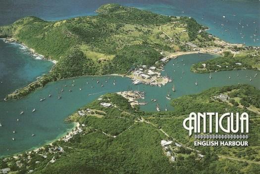 Antigua Postcard 2