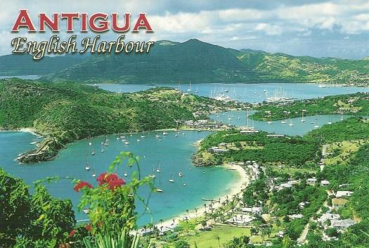 Postcard of Antigua 3