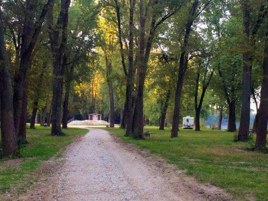 Ursa, IL Campground