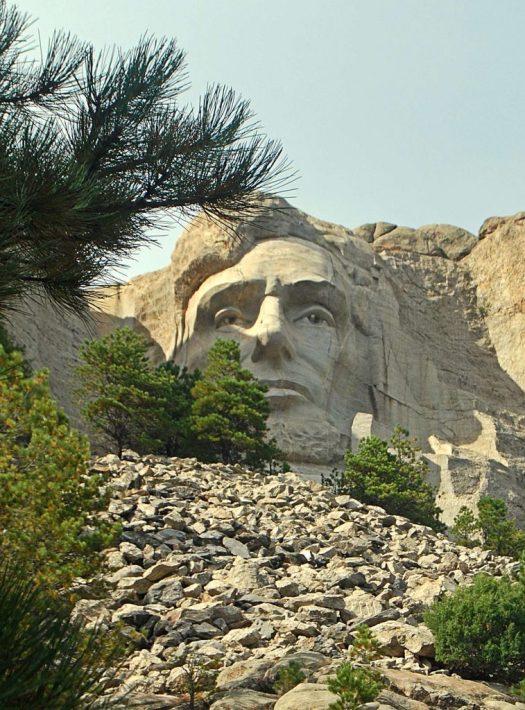 Rushmore, SD Abe 2