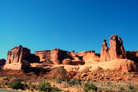 Arches National Park, Moab, Utah ©Lindsay Carswell