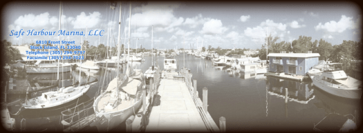 Safe Harbour Marina Key West