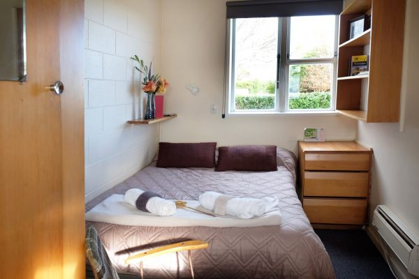 standard room double bed