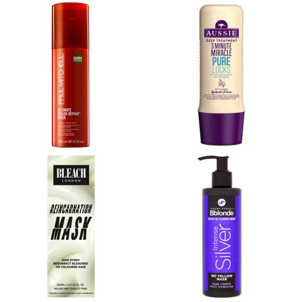 Hair masks for men