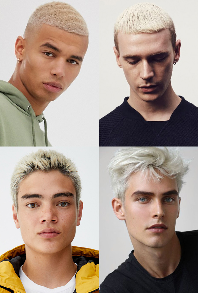 SS19 Hair Trends - Bleach