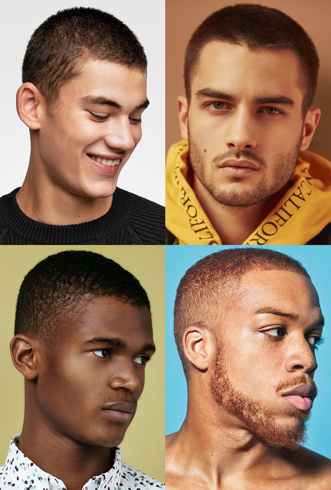 Connoisseur's buzz young men's hairstyles for thick hair, 2020 men's hairstyles for thick hair, thick hair mens hairstyles, thick hair men, thick hair mens styles