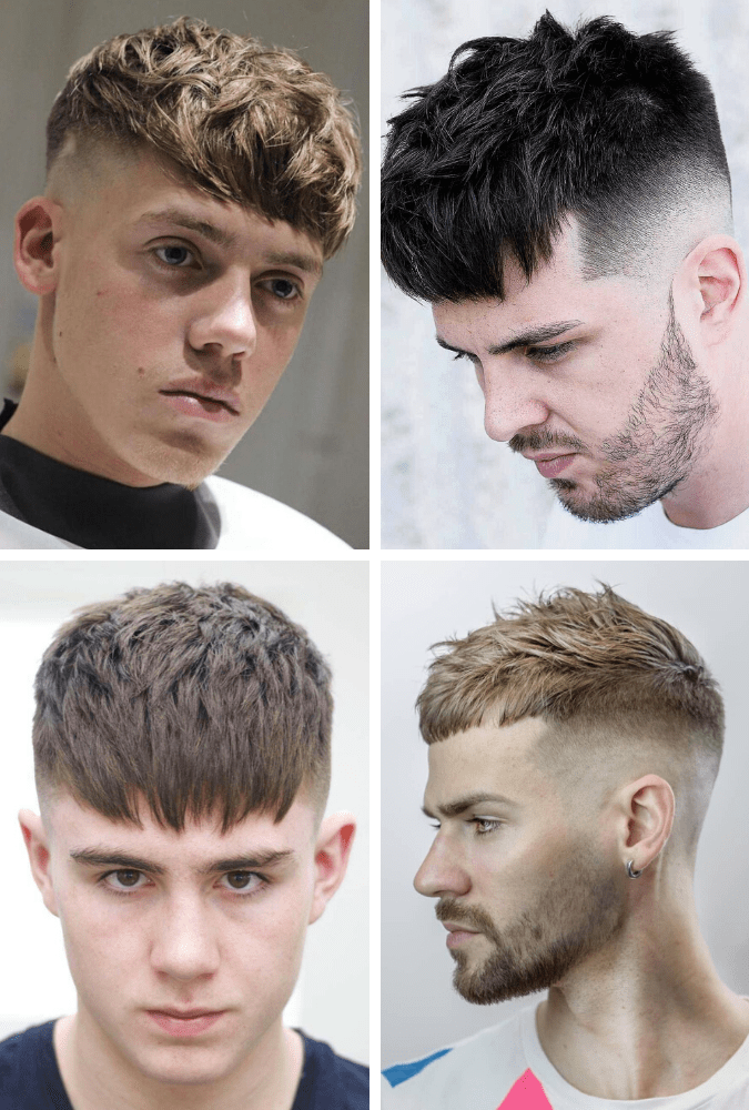 french crop male hair style, hairstyle, mens hairstyle 2020, male hair style cutting, male haircut styles