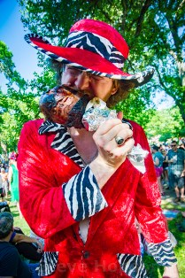 Eeyore's Birthday Party, Austin, Texas, April 30, 2016.