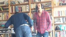 Bastiaan en Merijn stellen volumes in