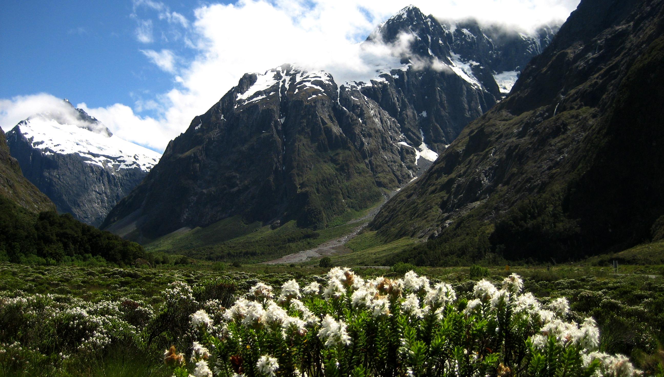 Fiordland Factors Fiordland National Park