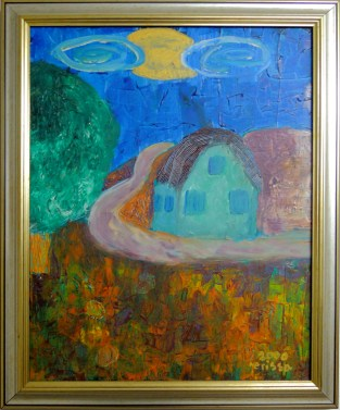 Landscape with House, 2000