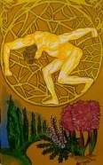 How Apollo moved the Sun