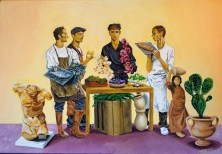 Peasant's Last Supper