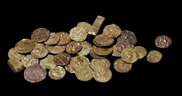 Monete e lingotti d'oro