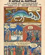 corte natalizia XIII secolo