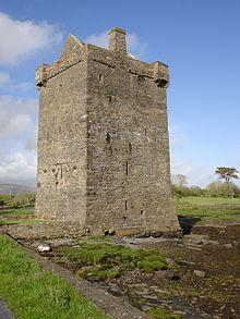 Castello di Rockfleet, contea di Mayo