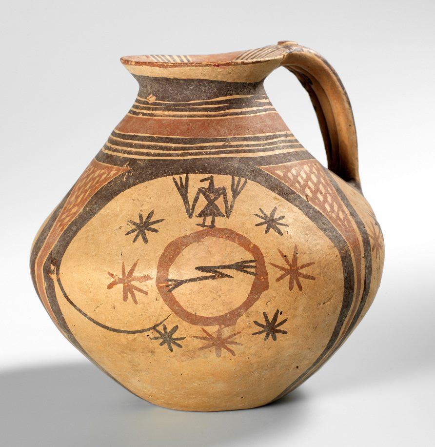 """Brocchetta di Ripacandida, Museo Archeologico Nazionale del Melfese """"Massimo Pallottino"""", metà V secolo a.C."""