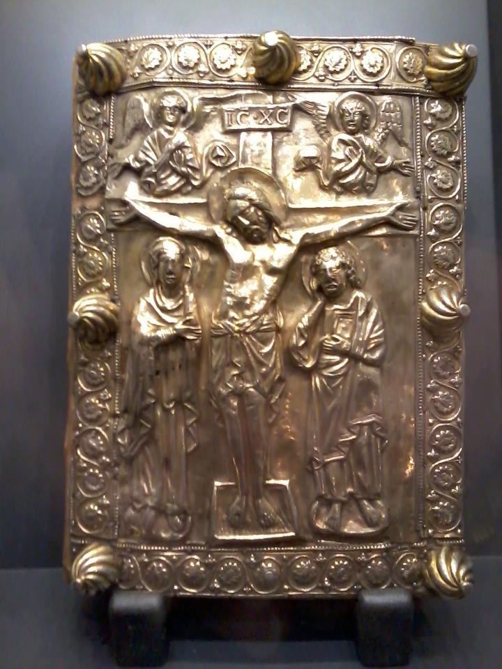 Evangeliario usato esclusivamente per la Messa dello Spadone