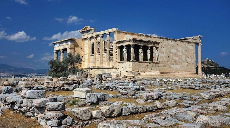 Antico tempio di Atena