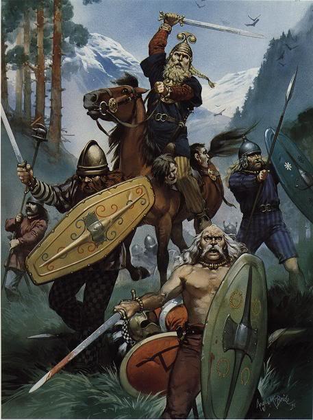 Popolazione celtica
