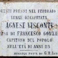 Agnese Visconti, una vita da tragedia