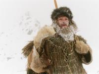 L'attore Mark Noble interpreta Ötzi nel programma televisivo del 2005 prodotto da BBC 'The Iceman Murder'