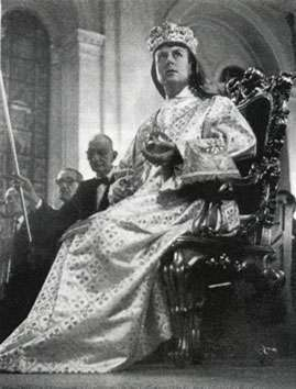 Marziano II durante l'inconorazione (Collezione GB Brambilla)