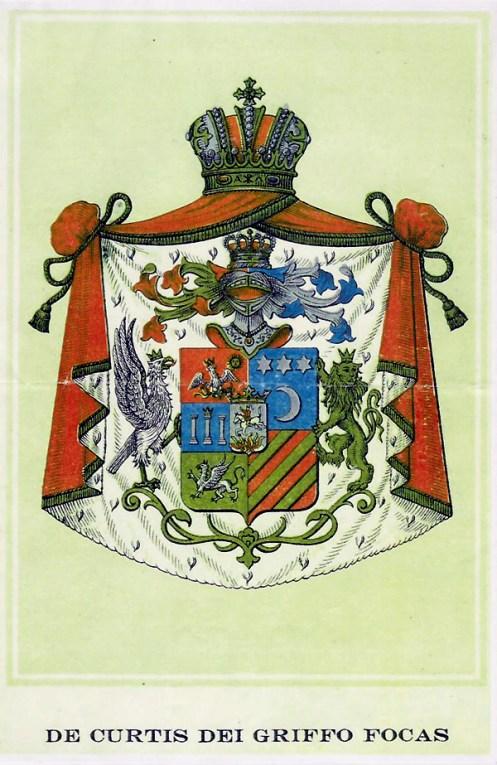 Lo stemma di Totò
