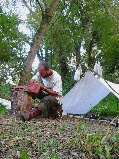 Si cuce lungo il Rába (Foto: http://sagy.vikingove.cz/)