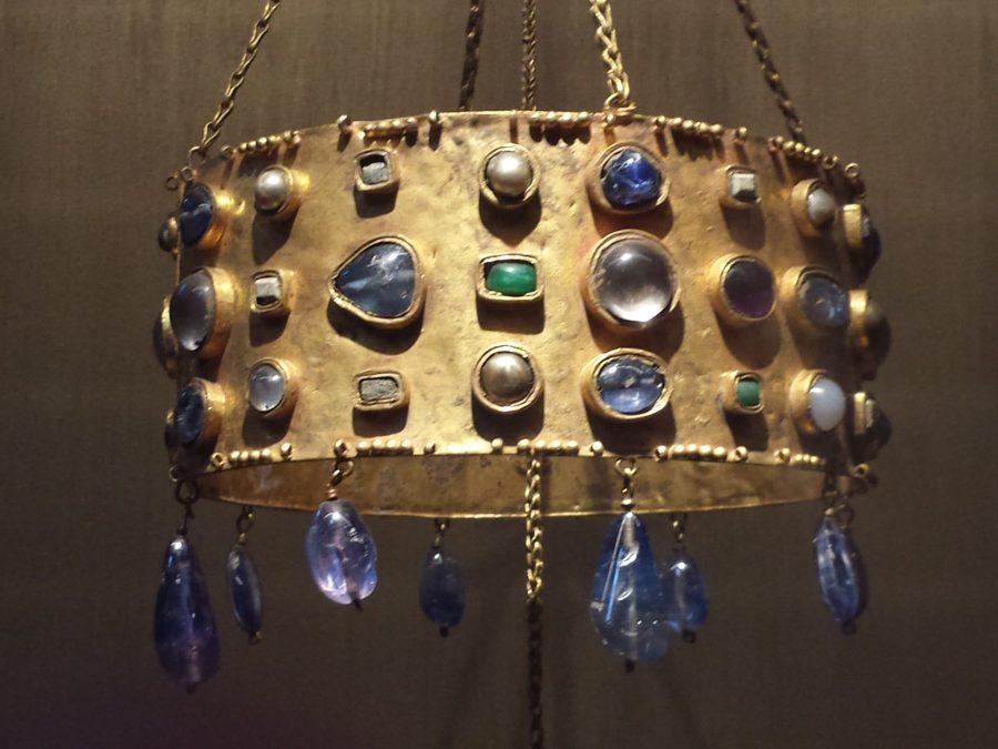 Dettaglio della sola corona (Foto: La Storia Viva)
