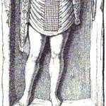 Lapide romana da Baumeister, illustrazione 2275