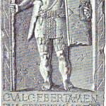 Lapide romana da Baumeister, illustrazione 2264